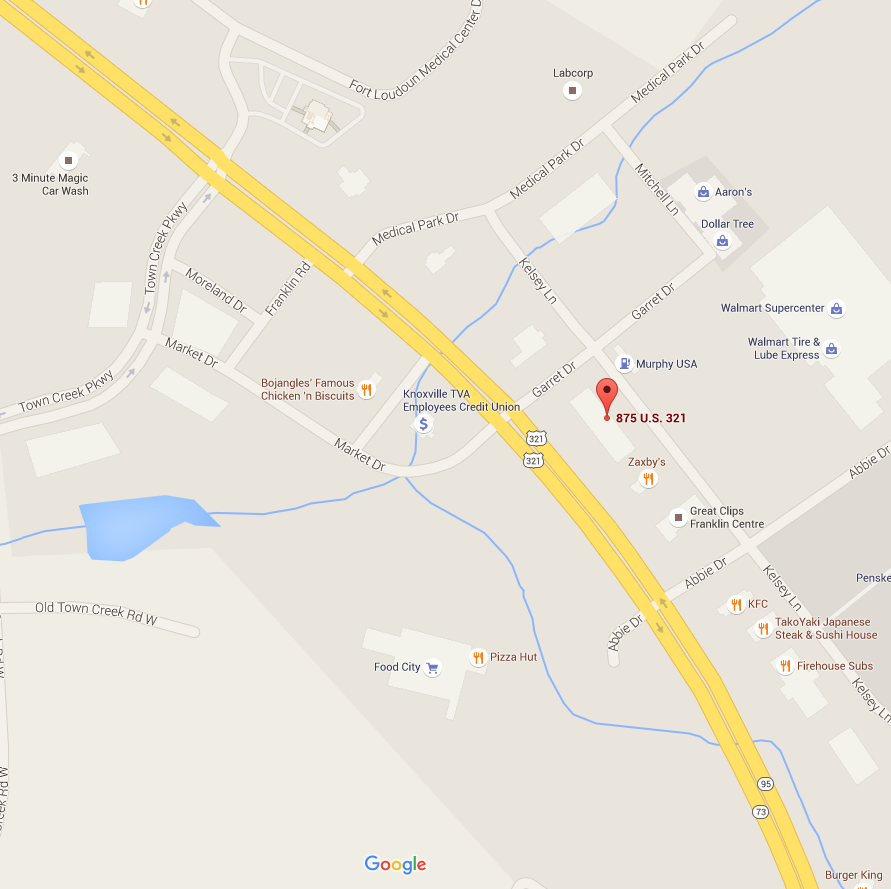 Locate Town Creek Family Dentistry